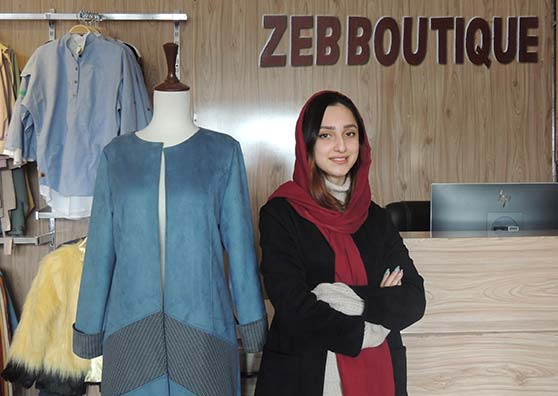 In Afghanistan, Women Entrepreneurs Keep the Dream Alive