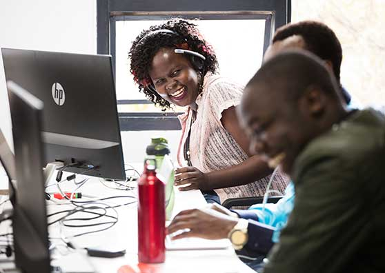 Africa's IT Talent Pool