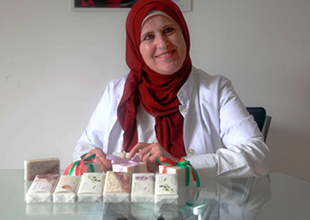 Palestinian Entrepreneur's Mini-MBA Freshens Up Her Soap Firm