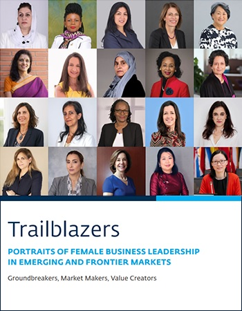 Trailblazers - Portraits of Female Business Leadership