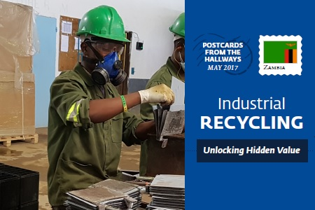 Industrial Recycling in Zambia