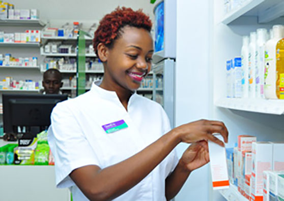 Thumbnail:A Pharmacy Chain Offers Kenyans Modern, Convenient Care