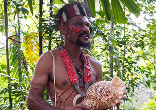 Thumbnail:The Tourism Potential in Papua New Guinea