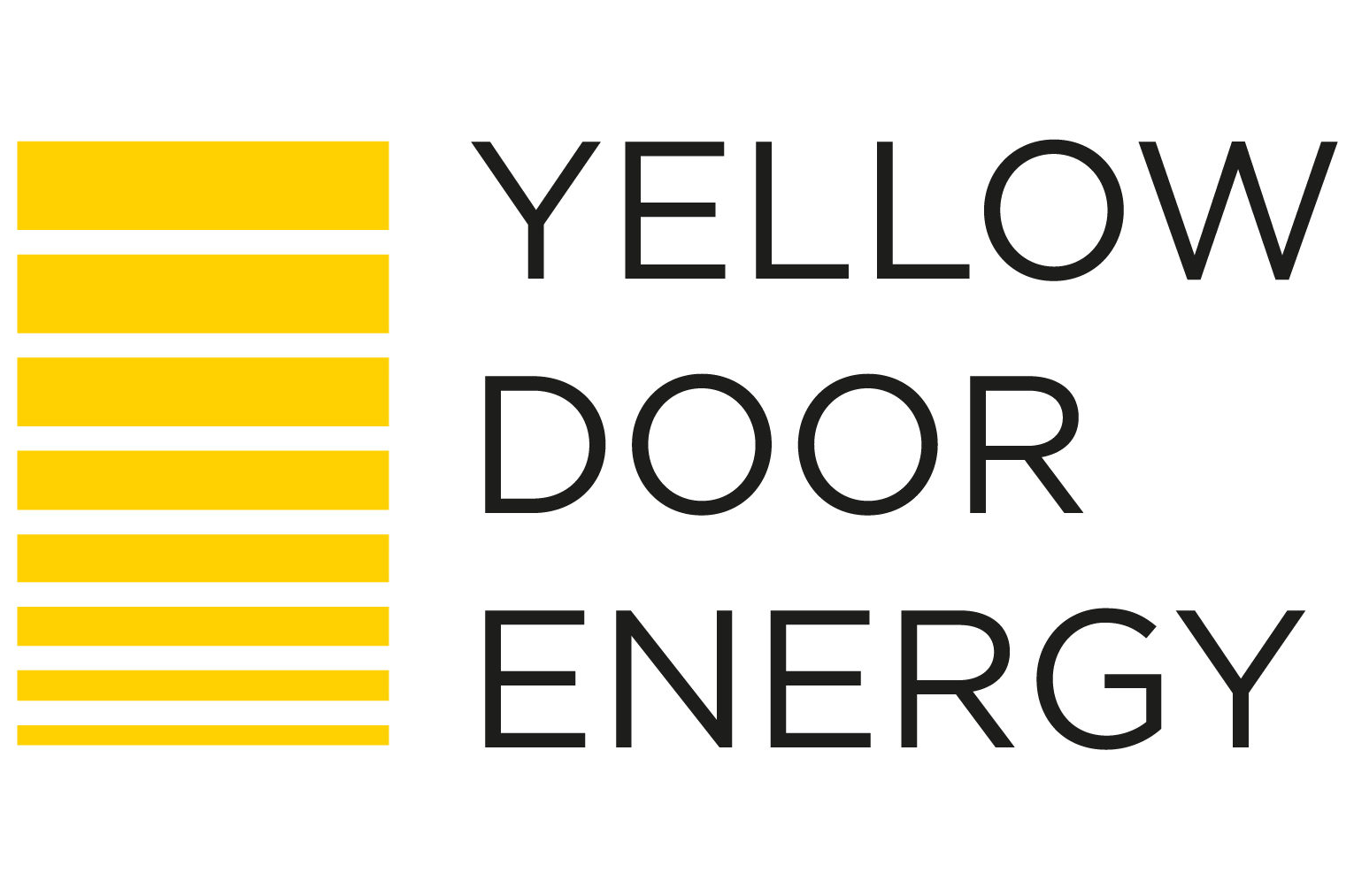 Logo-Yellow Door Energy