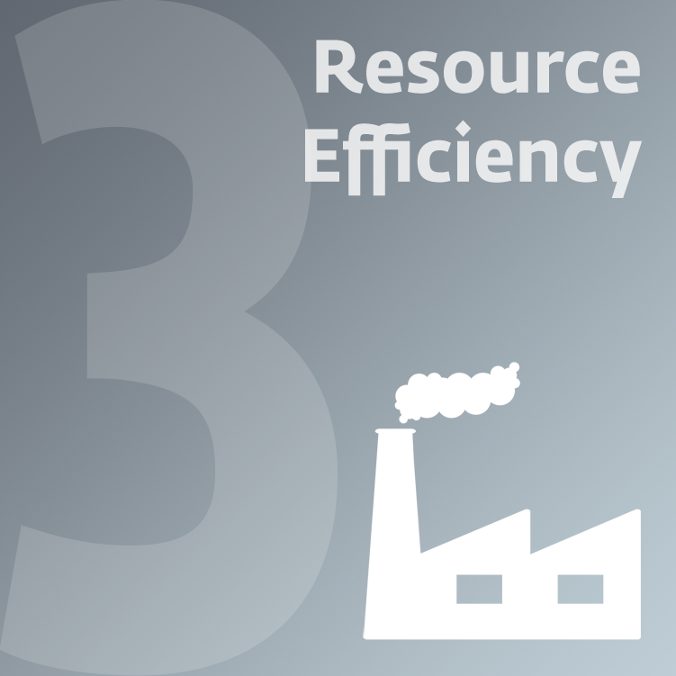 PS3: Resource Efficiency and Pollution Prevention