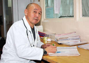 New Dialysis Centers Restore Kyrgyz Patients' Quality of Life