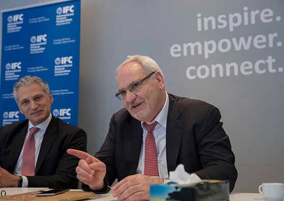 Philippe Le Houérou: A CEO Who Put Development at the Heart of IFC