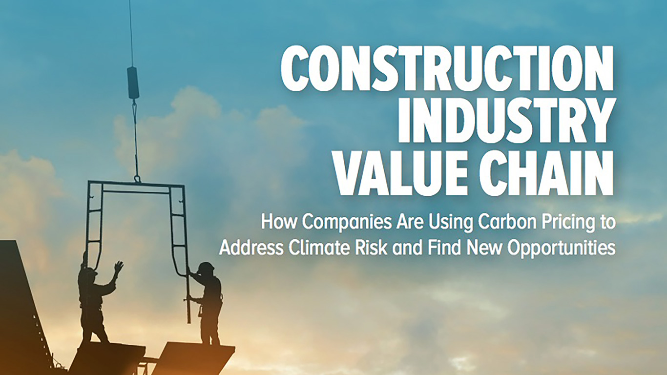 Construction Industry Value Chain