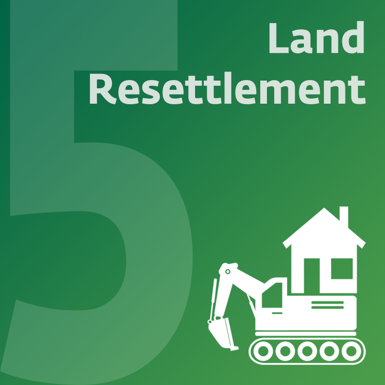 PS5: Land Acquisition and Involuntary Resettlement