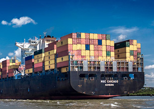 Container Ships Get Smarter about Sea Travel