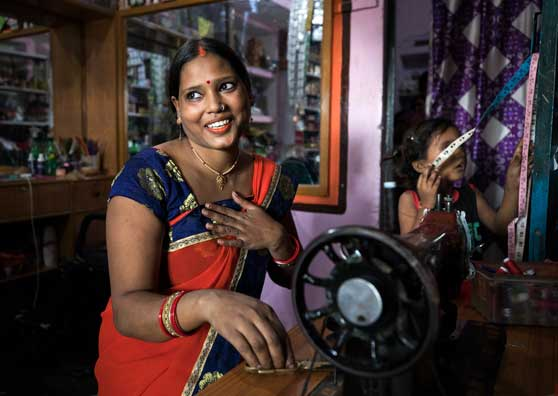 For Women in India, Small Loans Have a Big Impact