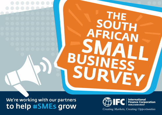 Survey: IFC Wants to Hear from Small Businesses in South Africa