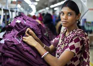 Bangladesh's Textile Sector Weaves a Clean, Sustainable Future
