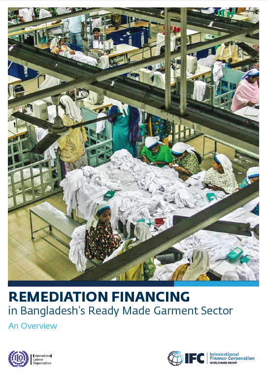 Remediation Financing in Bangladesh's Ready Made Garment Sector