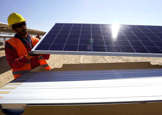 Thumbnail:Bright Days Ahead for Solar Power in Egypt
