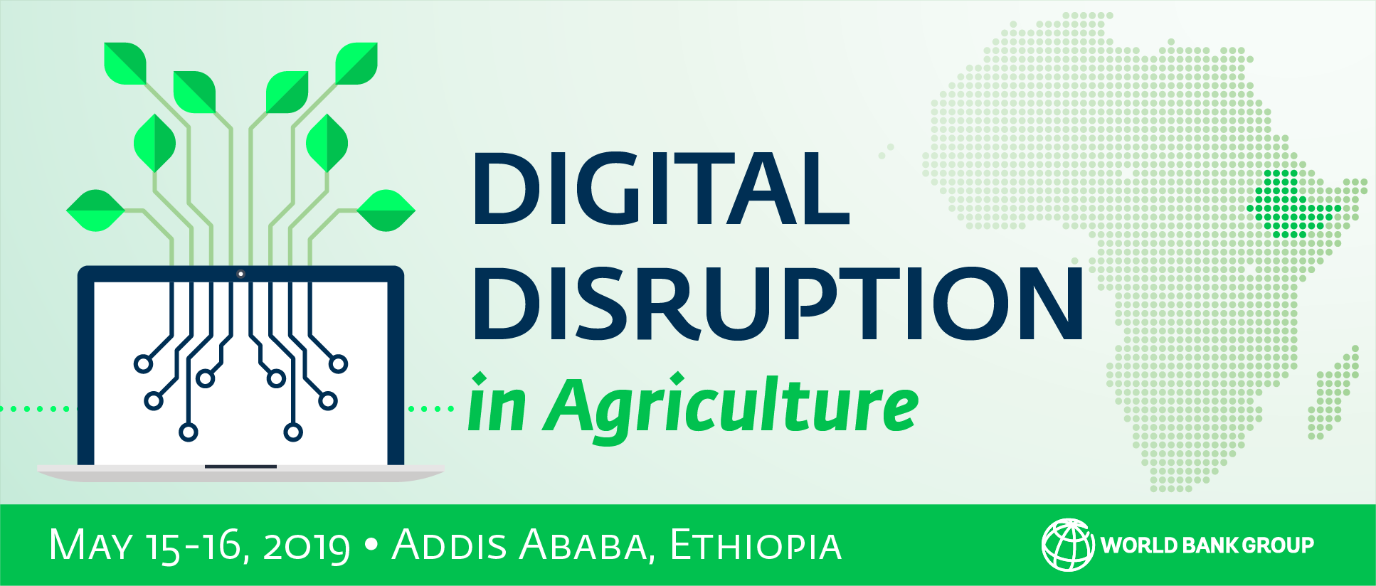 Digital Disruption in Agriculture Forum