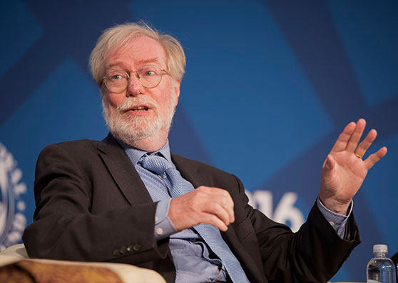 "Thumbnail:Economist Paul Collier on African Recovery: ""It's All Urgent"""