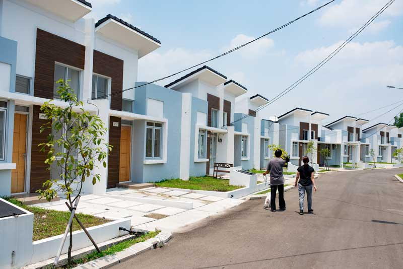 More than 2,000 Citra Maja Raya homes have been built using IFC's EDGE standards.
