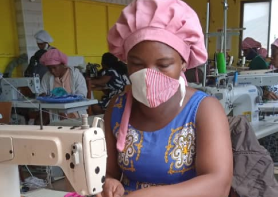 A Tailor Retailored: How a Ghanaian Firm Refitted to Help Fight a Pandemic
