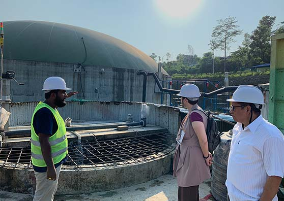 Thumbnail:Nepal's Largest Biogas Plant Adapts to COVID-19