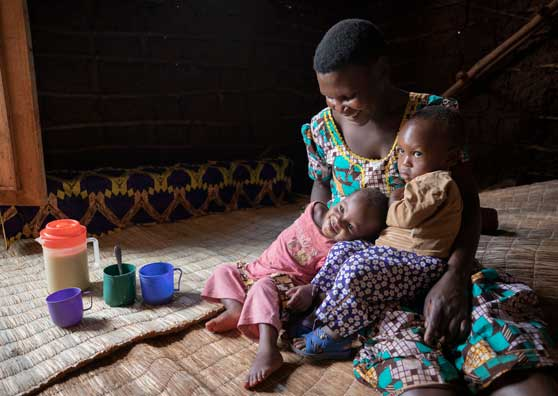 Thumbnail:Nourishing New Beginnings in Rural Rwanda