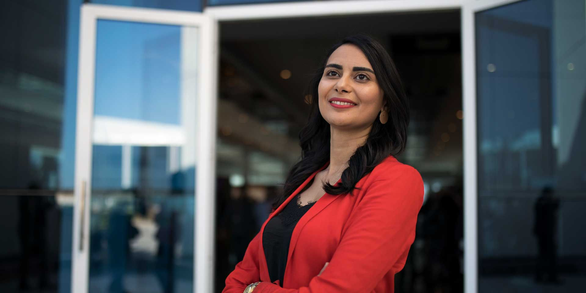A Tunisian Entrepreneur Gets Dressed for Success