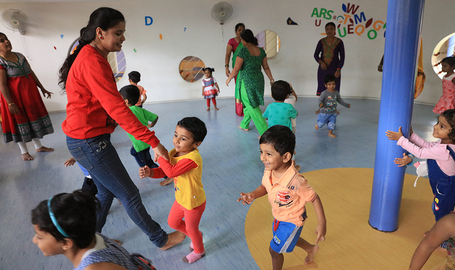 A Daycare Center Cherished by Parents—and by a Company