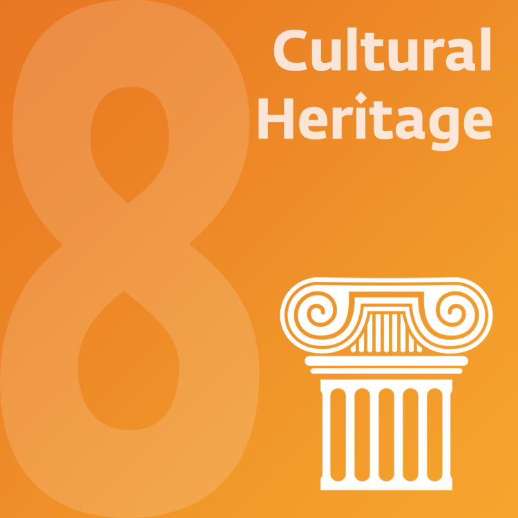 PS8: Cultural Heritage