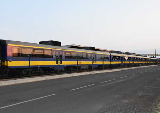 Thumbnail:An Improved Railway Puts Gabon on the Right Track