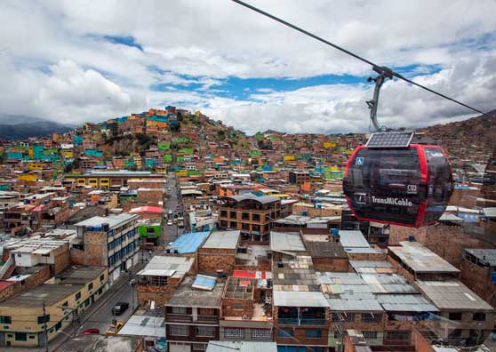 Sustainable Transportation Drives Latin American Cities' Future