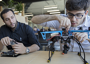 These Drones Could Drive Lebanon's Tech Sector Forward
