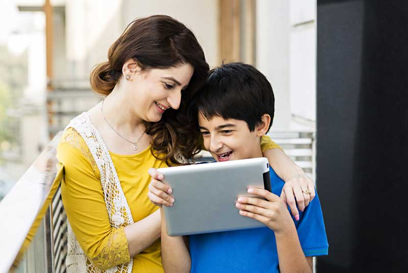 92 percent of surveyed parents report an improvement in their child's grades because of Byju's.